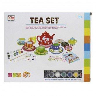 بسته بندی کاردستی چای خوری سرامیکی 1402A
