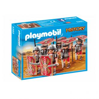پلی موبيل مدل PLAYMOBIL 5393 Roman Troop