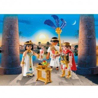 playmobile caesar and cleopatra 5394