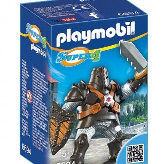 پلی موبيل مدل Playmobil 6694 - Black Colossus