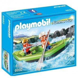 پلی موبيل مدل Playmobil 6892 - White Water Rafting