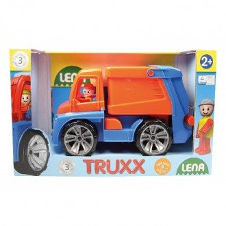 ماشین حمل زباله  Lena 04416 - Truxx: garbage truck