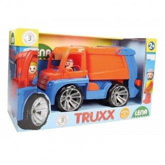 بسته بندی ماشین حمل زباله  Lena 04416 - Truxx: garbage truck