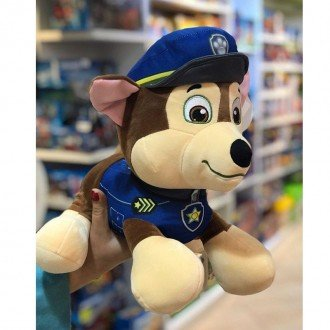 عروسک پولیشی سگ نگهبان chase پاوپاترول 9601