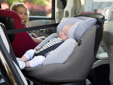 مناسبترین زمان تعویض صندلی کودک چه موقعی است ؟