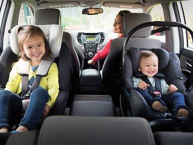 چطور صندلی ماشین مناسب کودک را انتخاب کنیم؟