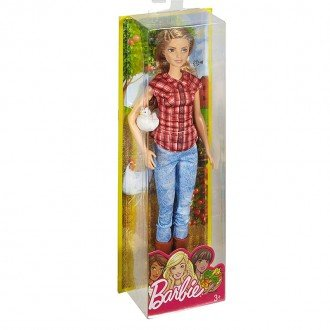Barbie DVF53 Farmer Doll