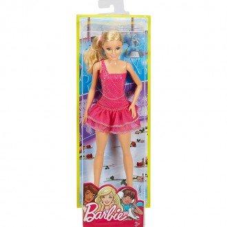 Barbie Careers FFR35 Ice Skater Doll