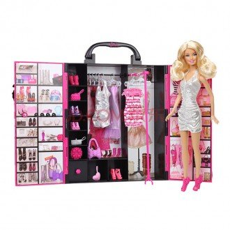Barbie Dream Wardrobe 4833