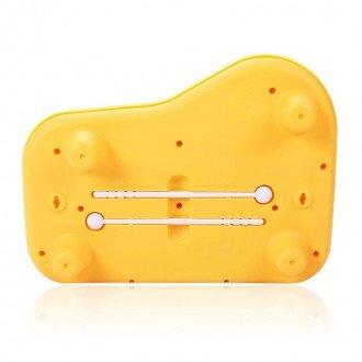 مضراب های بلز و پیانو زرد متوسط مدل 1502