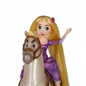 Disney Tangled the Series Rapunzel and Royal Horse Maximus  56121اسب مدل 56121