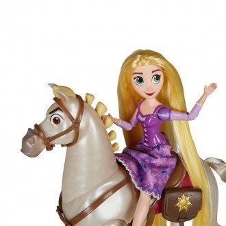 عروسک راپونزل با اسب مدل 56121
