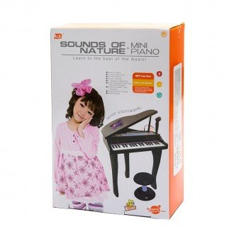 بسته بندی پیانوی مشکی رویال 88022