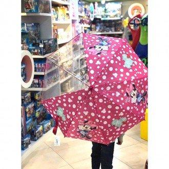 چتر بچه اورجینال دیزنی طرح مینی  0184