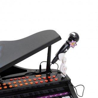 پیانوی مشکی رویال 88022