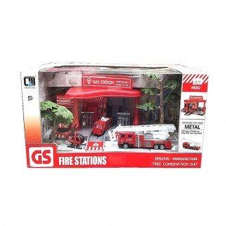 ست پارکینگ آتش نشانی مدل 55912