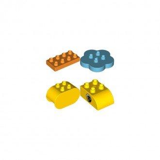 قطعات لگو دوپلو مدل اردک کوچولو lego 30321