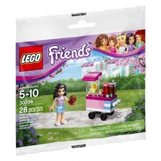 لگو فرندز مدل دختر کیک فروش lego 30396