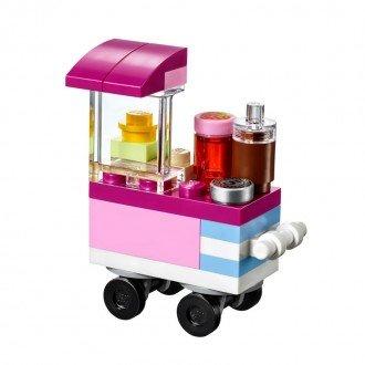 استند کیک فروشی لگو فرندز مدل مینی گلف lego 30203