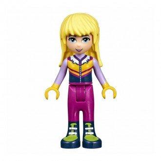 فیگور لگو فرندز مدل دختراسکی سوار  lego 30402