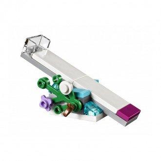 لگو فرندز مدل دختراسکی سوار  lego 30402