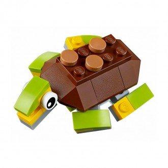 لگو creator مدل لاک پشت lego 30476 بهترین هدیه برای کودکان