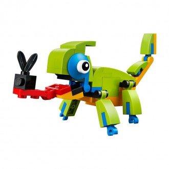 لگو creator مدل آفتاب پرست lego 30477