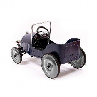 classic pedal car white baghera 1933