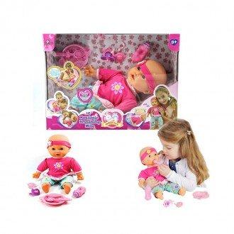 عروسک 4 کاره  16303