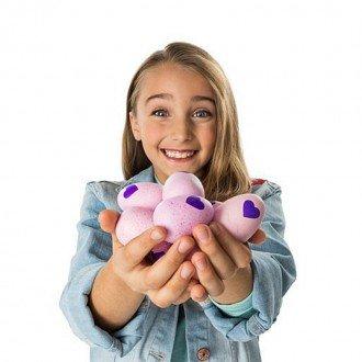 تخم 4 عددی ( گوزن آبی) هچیمال اصل 5908 بهترین هدیه برای کودکان