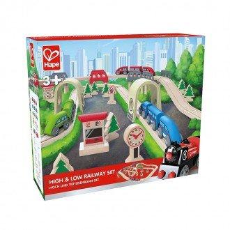 بسته بندی ریل قطار کودک3701 HIGH