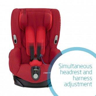 صندلی ماشین اکسیز