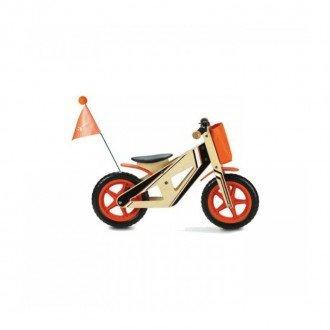 دوچرخه چوبی پایی classic world مدل 2377