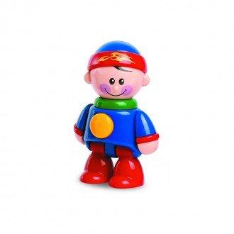 آدمک نشکن پسر ورزشکار کلاه قرمز  tolo مدل 89722