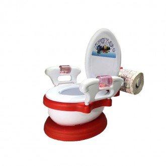 توالت فرنگی موزیکال samya toys مدل 4332