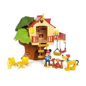 خانه درختی میکی موس imc toys مدل 181892