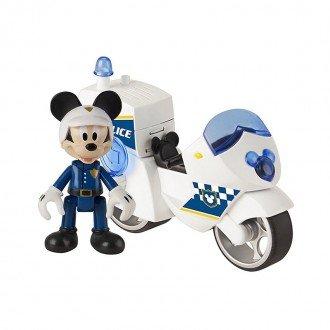 موتور سیکلت پلیس با میکی موس imc toys مدل 182349