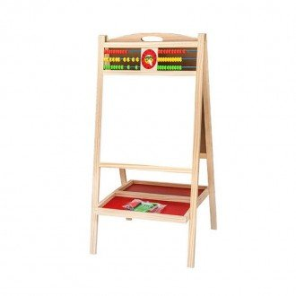 خرید تخته دو طرفه چوبی با لوازم