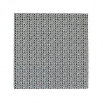صفحه لگو بازی کلاسیک 40*40 خاکستری روشن مدل 8808