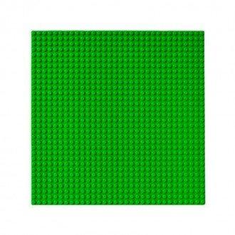 صفحه لگو بازی کلاسیک 40*40 سبز تیره مدل 8808