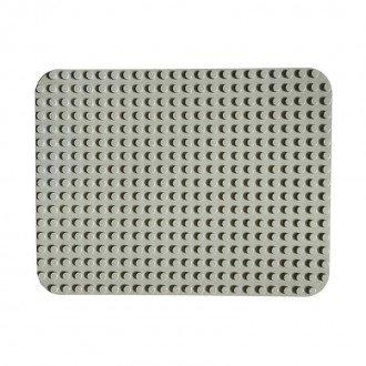 صفحه لگو بازی دوپلو 27*38 خاکستری روشن مدل 901