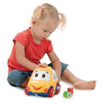 خرید اسباب بازی ماشین موزیکال و جورچین کودک