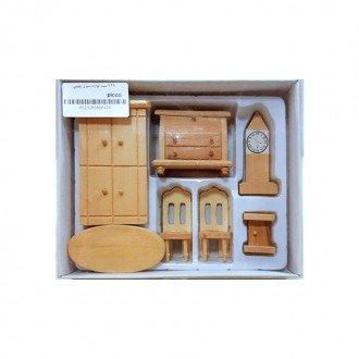 لوازم منزل چوبی برای کودکان