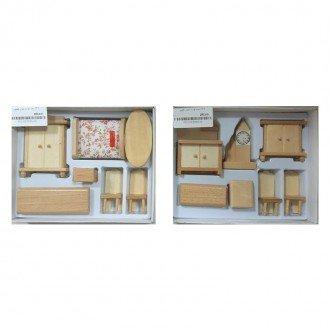 قیمت ست لوازم منزل چوبی مدل 429