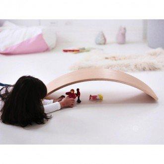 برد تعادلی کودک چوبی  بدون فوم
