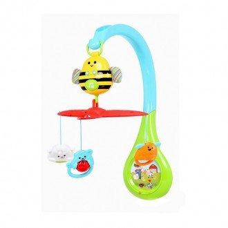 خرید آویز تخت زنبور موزیکال winfun مدل 00856