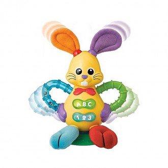 جغجغه خرگوش موزیکال winfun مدل 00610