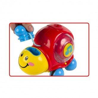 اسباب بازی حلزون حباب ساز  winfun