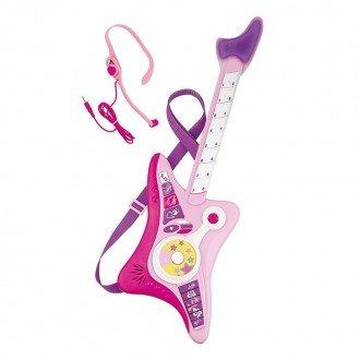 گیتار کلیددار صورتی winfun مدل 0020420