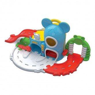 اسباب بازی پارکینگ طبقاتی Clementuni مدل 17058